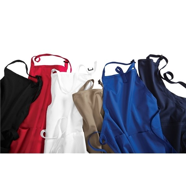 Promotional Port Authority(R) Easy Care Full - Length Apron with Stain Release
