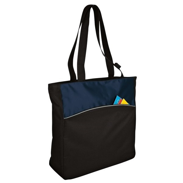 Promotional Port Authority(R) - Two - Tone Colorblock Tote