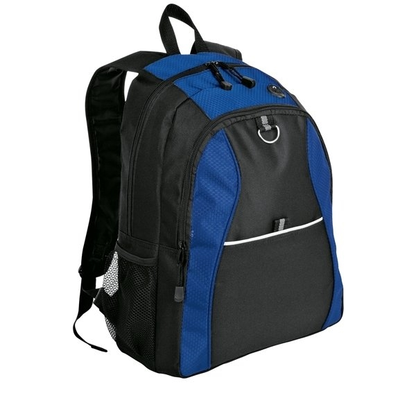 Promotional Port Authority(R) Contrast Honeycomb Backpack