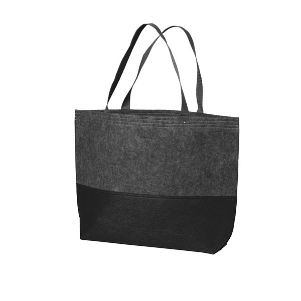 Promotional Port Authority(R) Large Felt Tote