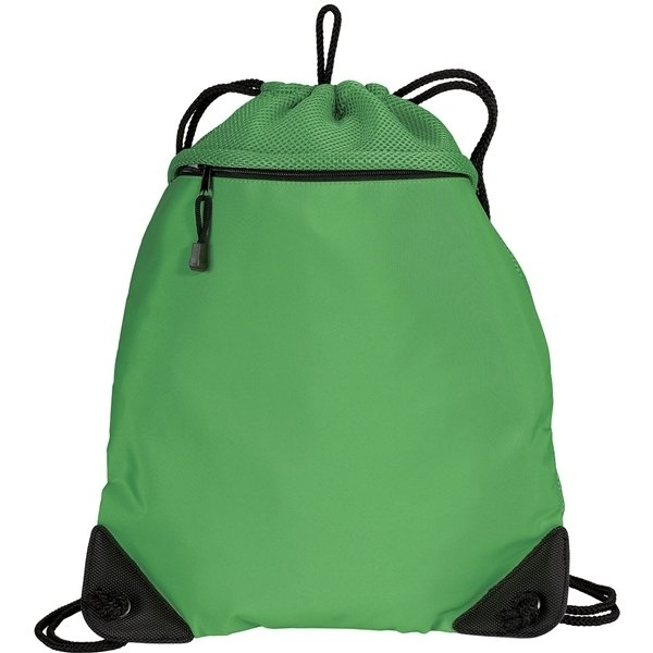 Promotional Port Authority(R) - Cinch Pack with Mesh Trim