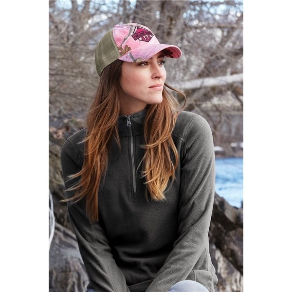 Promotional Port Authority(R) Unstructured Camouflage Mesh Back Cap