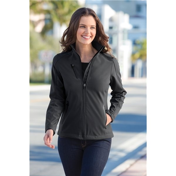 Promotional Port Authority(R) Ladies Welded Soft Shell Jacket