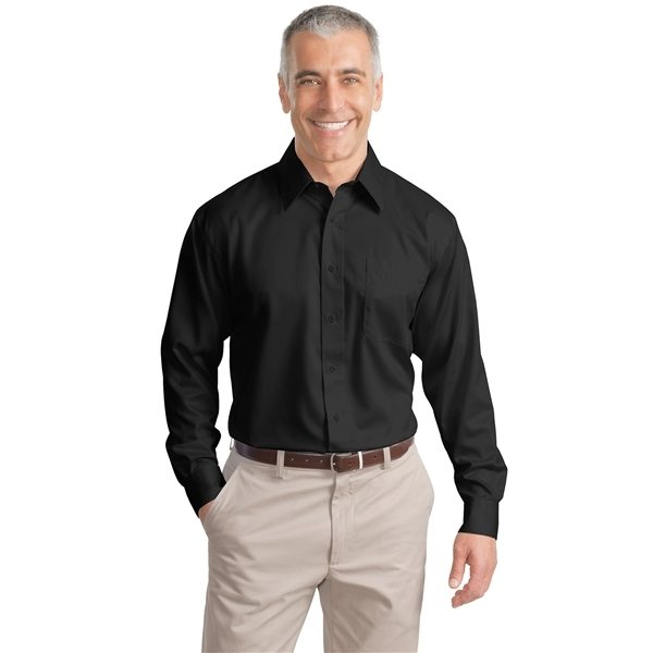 Promotional Port Authority(R) Tall Non - Iron Twill Shirt