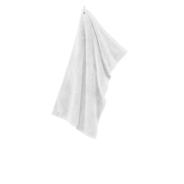 Promotional Port Authority(R) Grommeted Microfiber Golf Towel