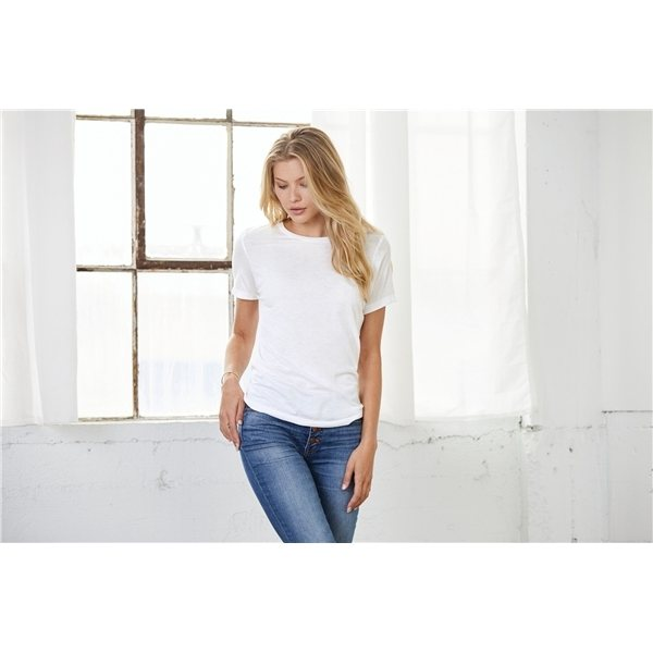 Promotional Bella+Canvas (R) Womens Relaxed Jersey Short Sleeve Tee - 6400