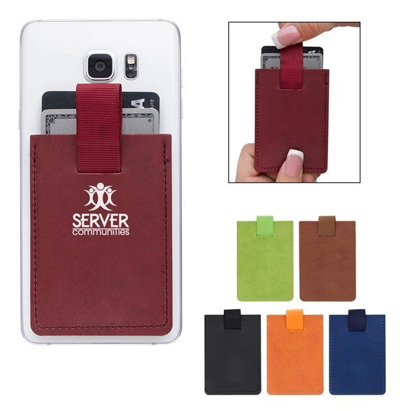 Promotional RFID Data Blocker Phone Wallet