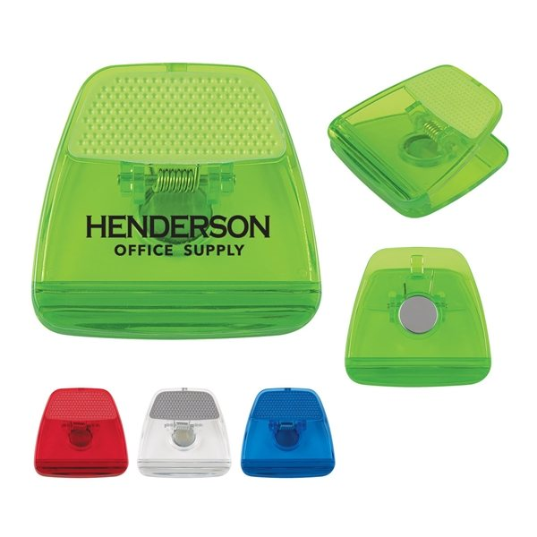 Promotional Magnetic Memo Clip