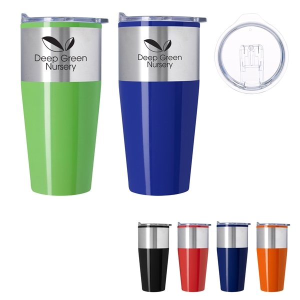Promotional 20 oz Sidney Stainless Steel Tumbler