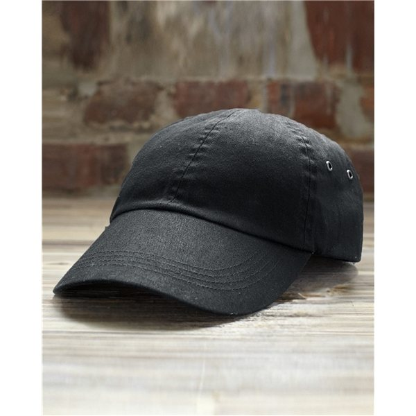 Promotional Anvil - Solid Twill Cap