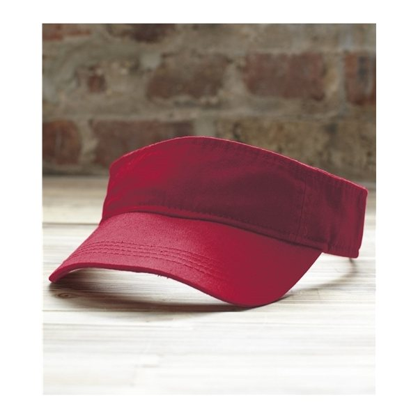 Promotional Anvil - Solid Visor