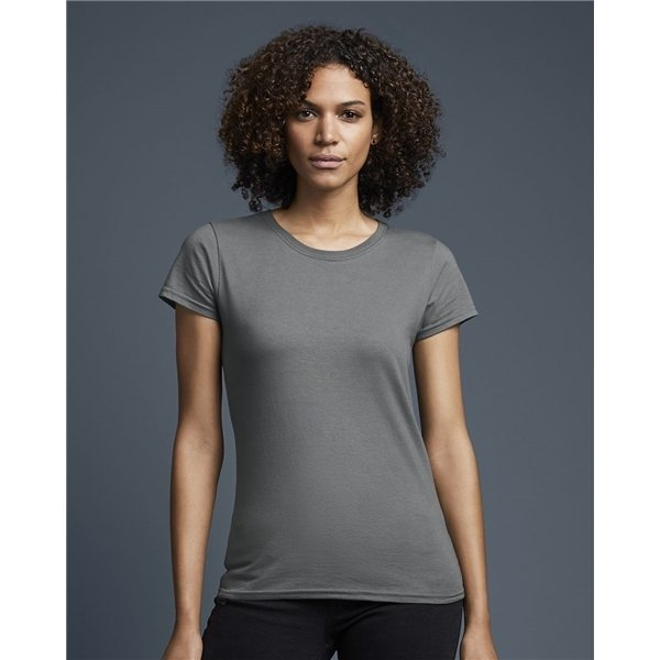 Promotional Anvil - Womens Midweight Short Sleeve T - Shirt