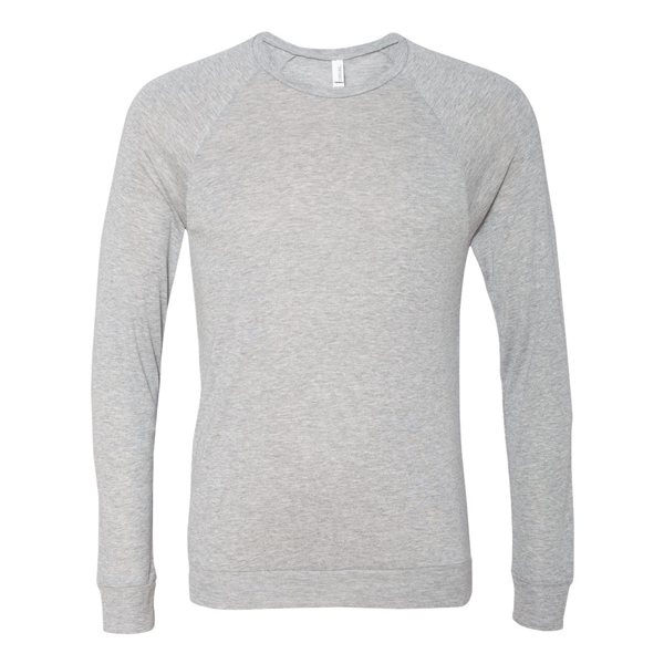Promotional Bella + Canvas - Unisex Lightweight Sweater - 3981