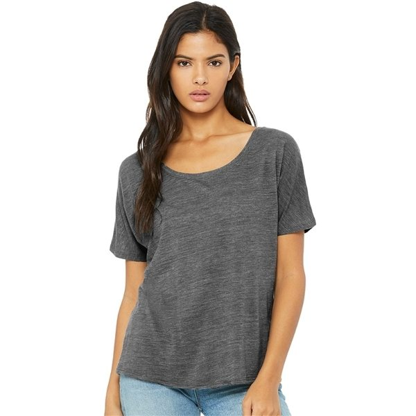 Promotional Bella + Canvas - Womens Slouchy Tee - 8816