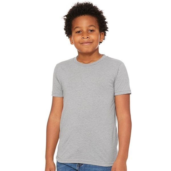 Promotional Bella + Canvas - Youth Triblend Jersey Short Sleeve Tee - 3413y