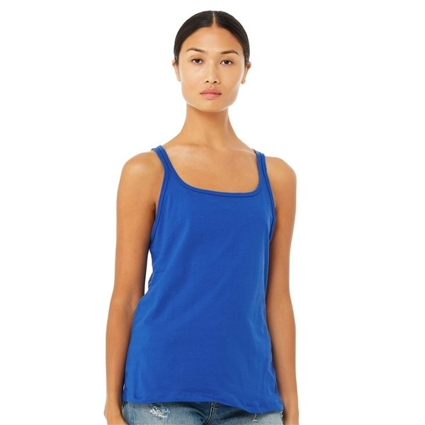 Promotional Bella + Canvas - Womens Relaxed Jersey Tank - 6488