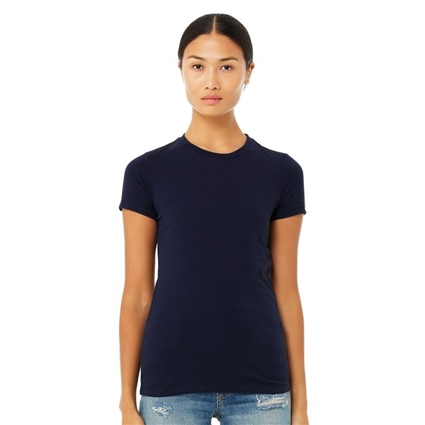 Promotional Bella + Canvas - Womens Cotton / Polyester Tee - 6650