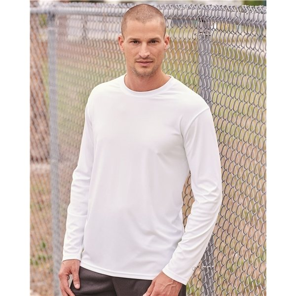 Promotional Champion - Double Dry Performance Long Sleeve T - Shirt