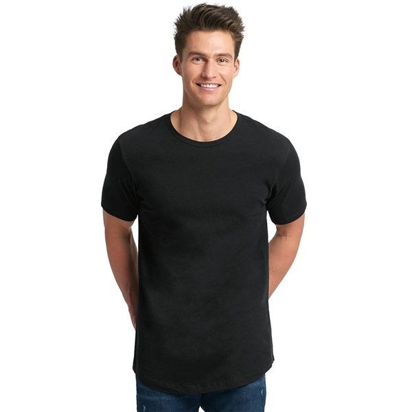 Promotional Next Level - Cotton Long Body Crew - 3602