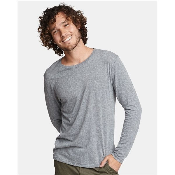 Promotional Next Level - Triblend Long Sleeve Crew - 6071