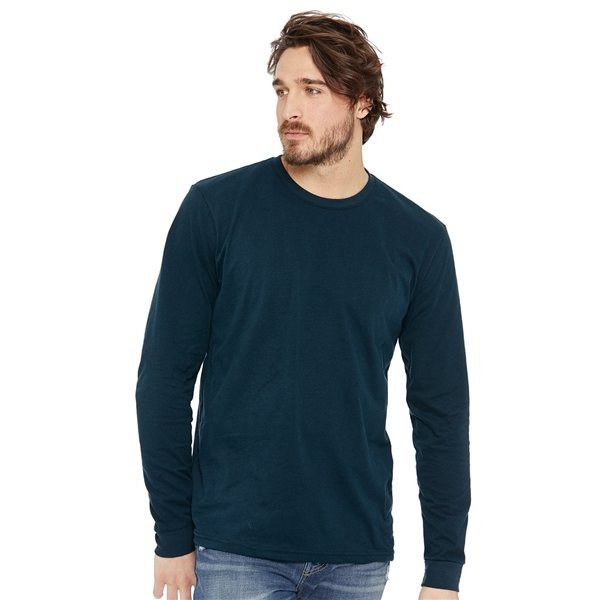 Promotional Next Level - Unisex Sueded Long Sleeve Crew - 6411