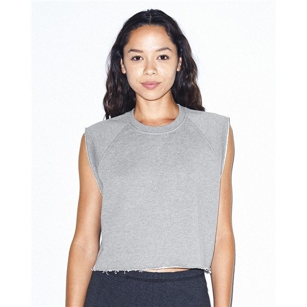 Promotional American Apparel - Womens Heavy Terry Dance Top - COLORS