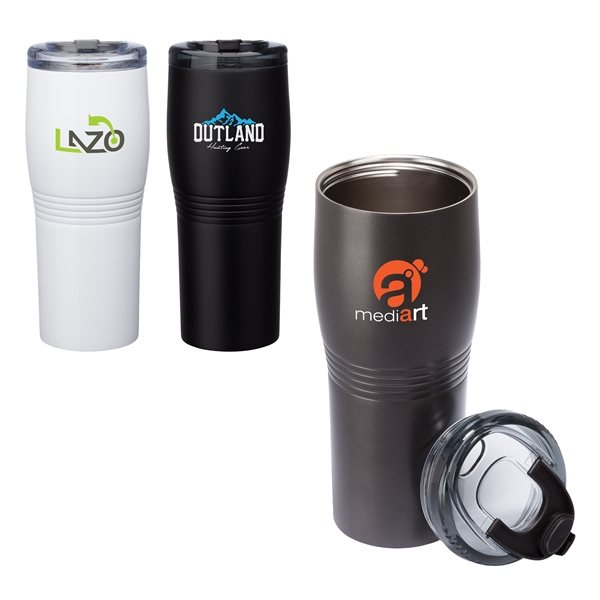 Promotional Misty 20 oz Double Wall Stainless Steel Tumbler