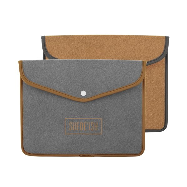 Promotional Snapfolio For Macbook Air / Pro Suede - Ish Neoprene - 15 Macbook Pro
