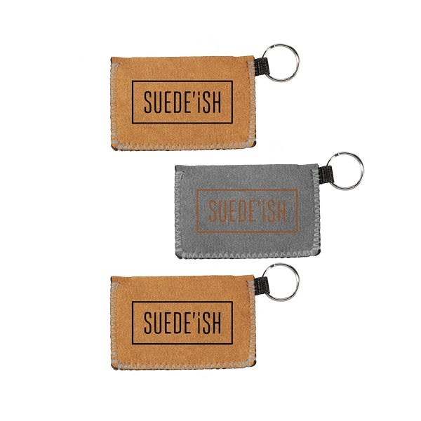 Promotional Card Guard Suede - Ish Neoprene