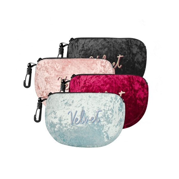 Promotional U - Bag Velvet Neoprene Utility Bag