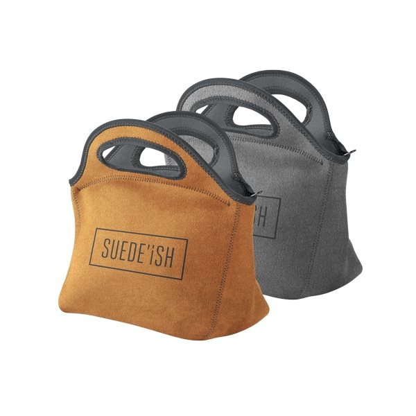 Promotional Gran Klutch Suede - Ish Neoprene Lunch Bag