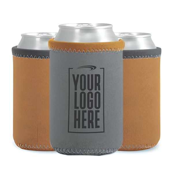 Promotional Liam Suede - Ish Neoprene Can Insulator