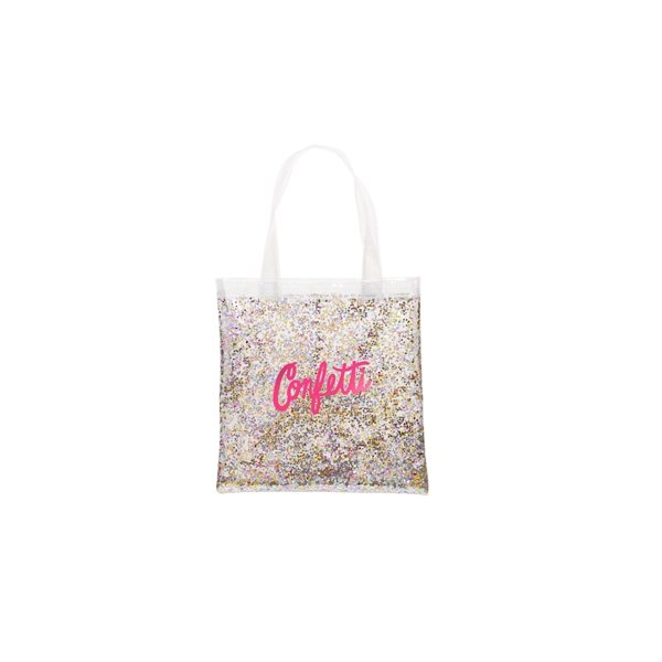 Promotional Teeny Tiny Tote Confetti