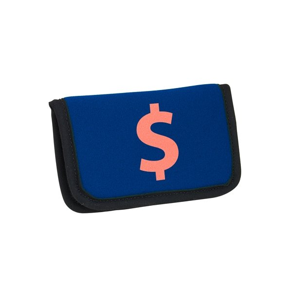 Promotional Neoprene Business Card Holder