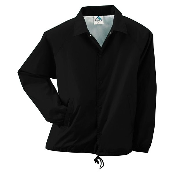 Promotional Augusta Drop Ship Youth Lined Nylon Coachs Jacket
