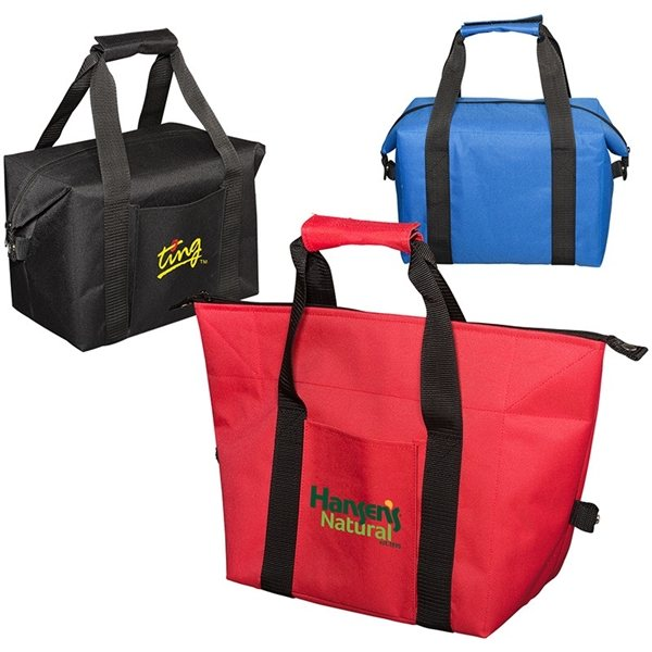 Promotional Collapsible Cooler Tote