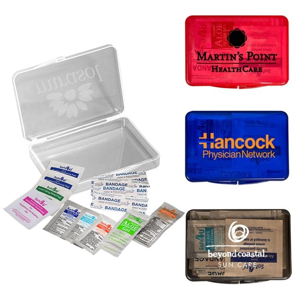 Promotional First Aid Kit in Box