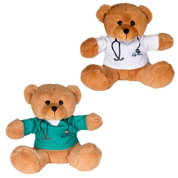 Promotional 7 Doctor or Nurse Plush Bear