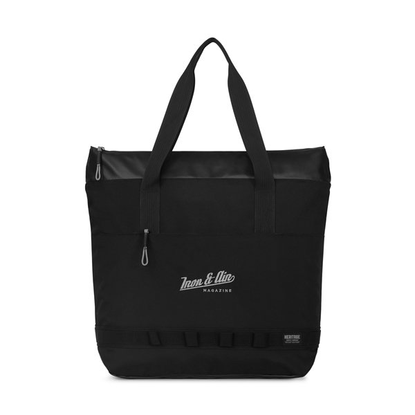 Promotional Heritage Supply(TM) Highline Computer Tote - Black