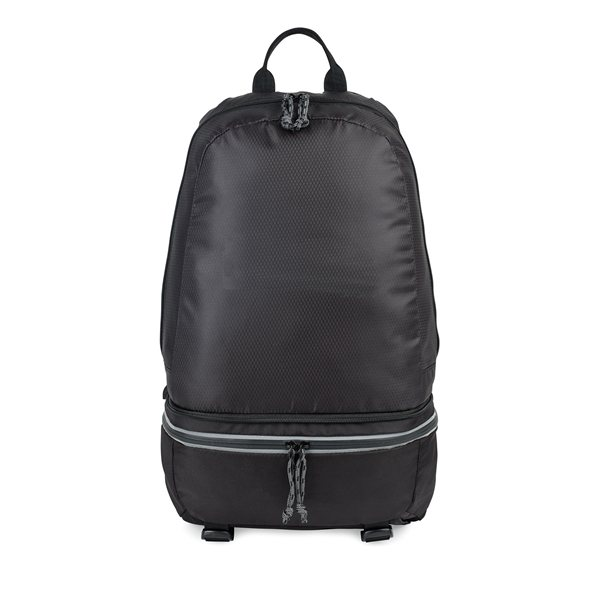 Promotional Birch Convertible Backpack - Black