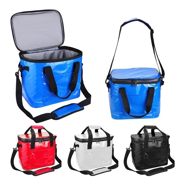 Promotional PVC Large Cooler Bag with Foam Insulation