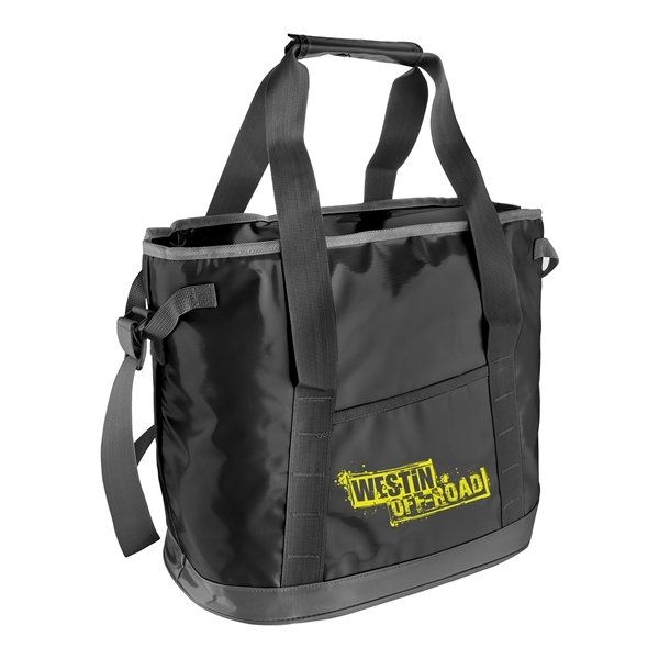 Promotional Ice Vault Cooler Tote Bag
