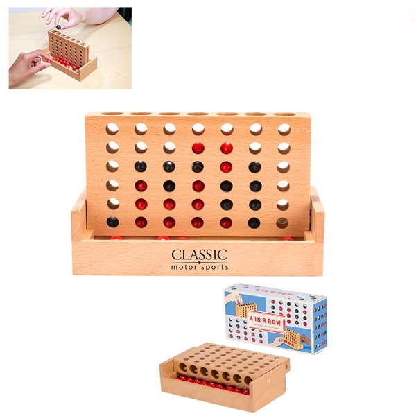 Promotional Kikkerland 4- in - a - row Game