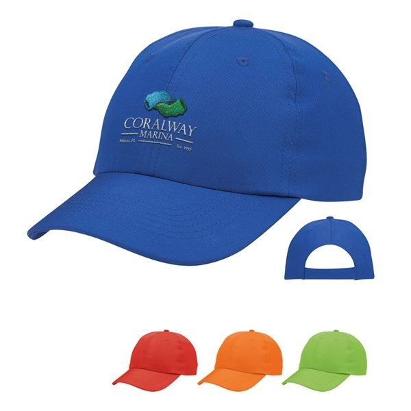 Promotional Marathon Lightweight Sports Cap