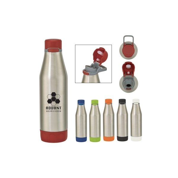 Promotional 18 oz Easy Cleaning Stainless Steel Tumbler