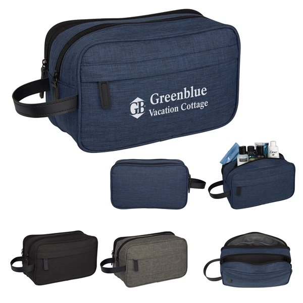 Promotional Double Decker Travel Bag
