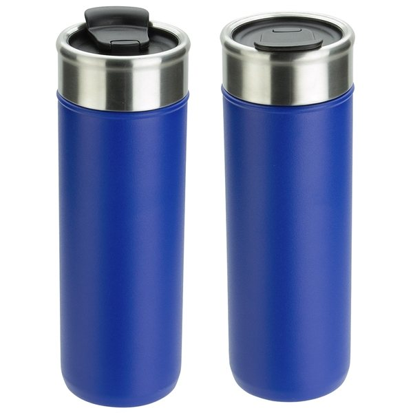 Promotional Clique 18 oz Insulated Stainless Steel Tumbler