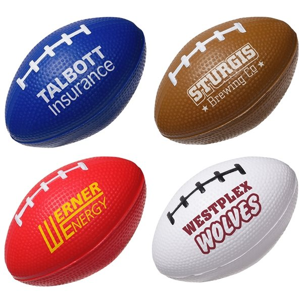 Promotional Football Slo - Release Serenity Squishy