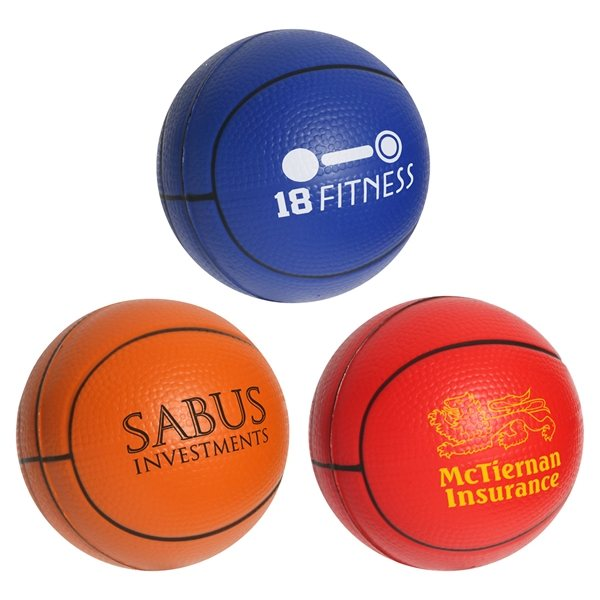 Promotional Basketball Slo - Release Serenity Squishy