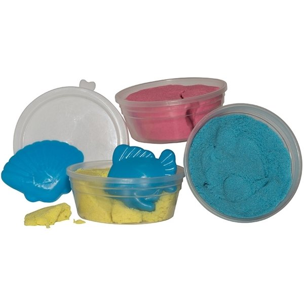 Promotional Play Sand with Mold